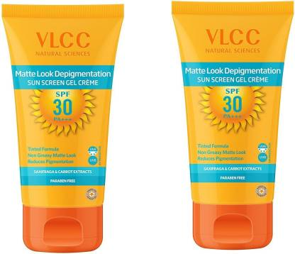 VLCC Matte Look Sunscreen(50) - SPF 30 PA+++