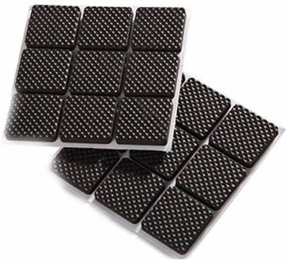 Looy Self Adhesive Furniture Felt Pads, Rubber Pads For Furniture On Hardwood Floors