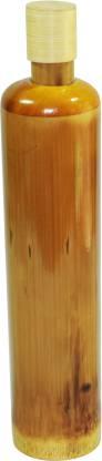 Bengal Handicrafts & Handlooms bamboo wooden water bottle 700 ml Bottle