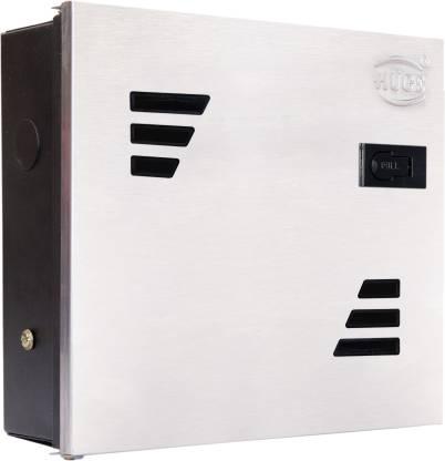 Huge 10 Way SPN MCB Box, Double Door MCB Distribution Board, Stainless Steel Distribution Board