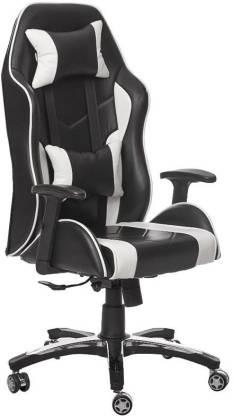 VJ Interior Strike Gaming Leatherette Office Adjustable Arm Chair