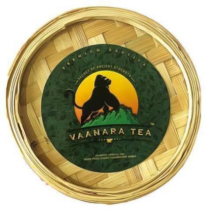 VAANARA TEA Taste of one – House of luxury Tea Hibiscus, Herbs, Tulsi, Turmeric, Cloves, Cinnamon, Ginger Tea Drum