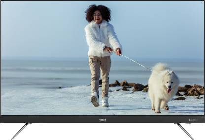 Nokia 43TAUHDN 43-inch Ultra HD 4K Smart LED TV