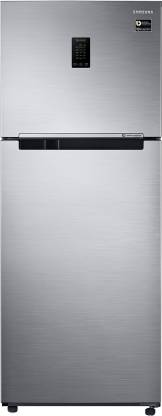 SAMSUNG 386 L Frost Free Double Door 2 Star Convertible Refrigerator  with Curd Maestro