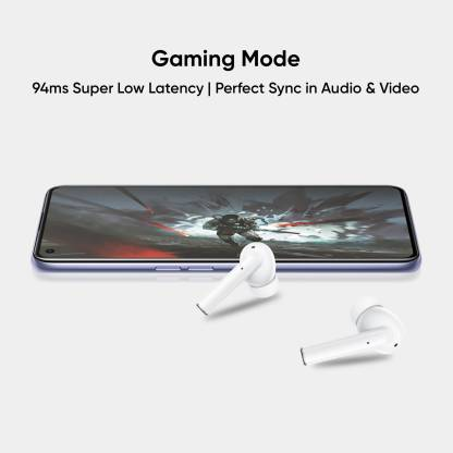 Realme Buds Air Pro Active Noise Cancellation Enabled Bluetooth Headset