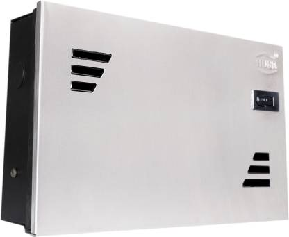 Huge 16 Way SPN MCB Box, Double Door MCB Distribution Board, Stainless Steel Distribution Board