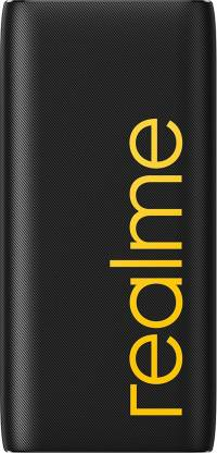 realme 20000 mAh Power Bank (18 W, Quick Charge 2.0)