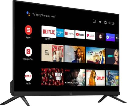 OnePlus 80cm (32 inch) HD Ready LED Smart Android TV