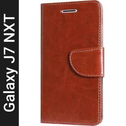 Wristlet Flip Cover for Samsung Galaxy J7 Nxt, Samsung Galaxy J7, Samsung Galaxy J7, Samsung Galaxy J7, Samsung Galaxy J7