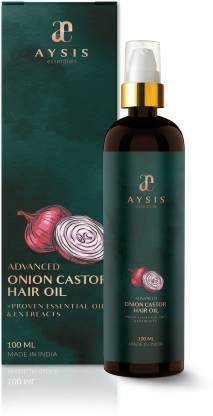 AYSIS essentials Onion Caster Oil Hair Oil