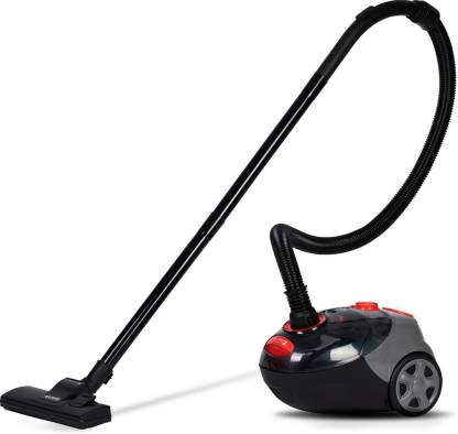 EUREKA FORBES Sure Rapid Clean Dry Vacuum Cleaner with Reusable Dust Bag