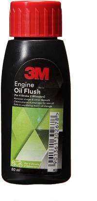3M 2 wheeler Engine Oil Flush 3M 2 wheeler Engine Oil Flush Synthetic Blend Engine Oil