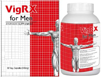 Way Of Pleasure VIGRX Veg Capsule for for More and Strong Performance Immunity Booster