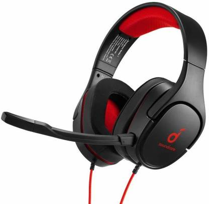 Soundcore Strike 1 Wired Gaming Headphone for ₹1,499