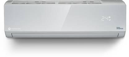 MOTOROLA 1.5 Ton 3 Star Split Dual Inverter AC  - Silver