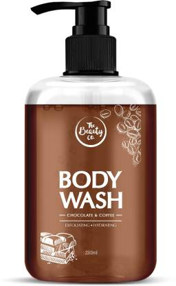 The Beauty Co. Chocolate Coffee Body Wash | Made in India