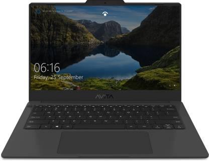Avita Liber V14 Ryzen 5 Quad Core 3500U - (8 GB/512 GB SSD/Windows 10 Home) NS14A8INV561-IBA Thin and Light Laptop