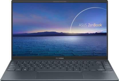 ASUS ZenBook 14 Core i7 11th Gen - (16 GB/512 GB SSD/Windows 10 Home) UX425EA-KI701TS Thin and Light Laptop