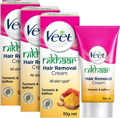 Veet Nikhaar Hair Removal Cream