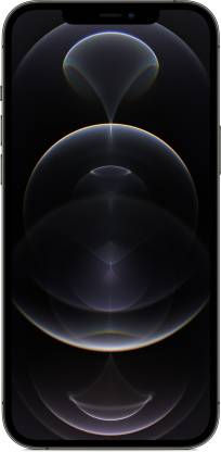 APPLE iPhone 12 Pro Max (Graphite, 128 GB)