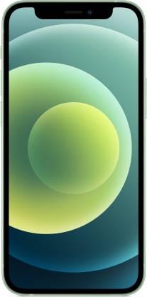 APPLE iPhone 12 Mini (Green, 64 GB)