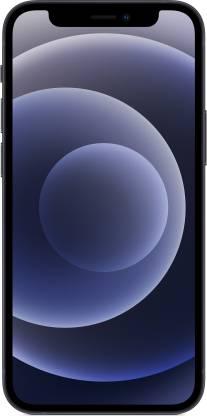 APPLE iPhone 12 Mini (Black, 64 GB)