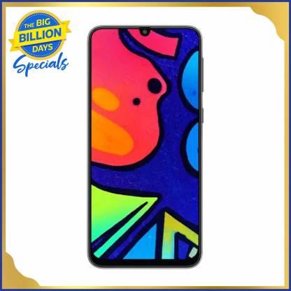 Samsung Galaxy F41 (Fusion Green, 64 GB)