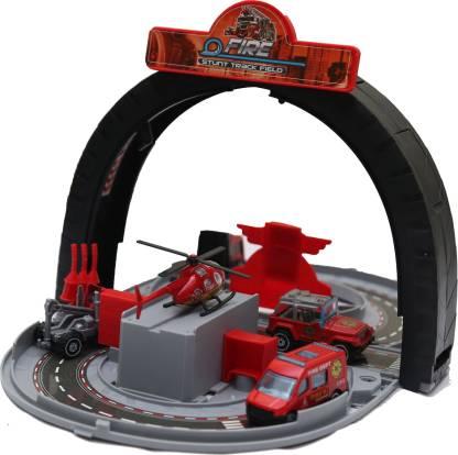Smartcraft Metal Stunt Track Toy