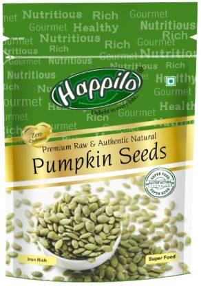 Happilo Premium Pumpkin seeds - Raw, Authentic, All Natural