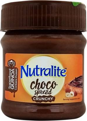 Nutralite Choco Spread Calcium| Hazelnut Spread| Uses Premium Chocolate 100 g