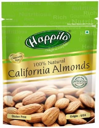 Happilo 100% Natural California Almonds(200 g)