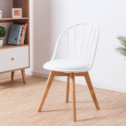 TeakBliss Plastic Living Room Chair