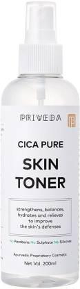 Priveda CICA Pure Skin Toner Men & Women