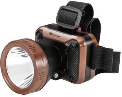 DP 7215 (RECHARGEABLE LED HEAD LIGHT) Torch