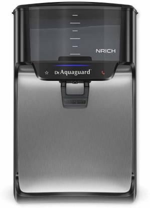 Dr.Aquaguard Nrich 100% RO & 100% UV 7 L RO + UV Water Purifier