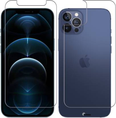 Vonqo Front and Back Screen Guard for Apple iPhone 12 Pro Max