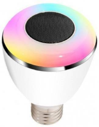 Equipage LED Wireless Light Bulb Speaker Smart Bulb