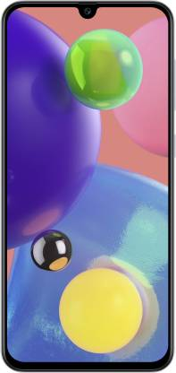Samsung Galaxy A70s (Prism Crush White, 128 GB)