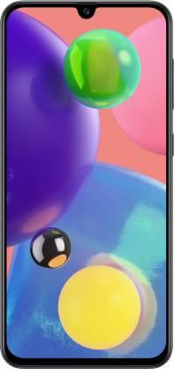 SAMSUNG Galaxy A70s (Prism Crush Black, 128 GB)