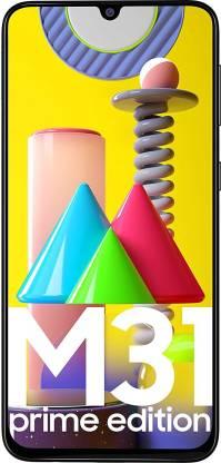 Samsung M31 Prime (Space Black, 128 GB)
