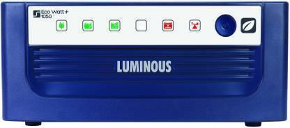 LUMINOUS Eco Watt+ 1050 Home UPS Square Wave Inverter