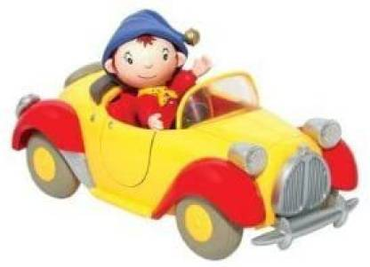 FUNSKOOL NODDY MOTOR MIX CAR WITH NODDY ACTION FIGURE, RARE, COLLECTIBLE, GOOD GIFT FOR KIDS