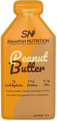 Steadfast Medishield Honey Peanut Butter (Box of 30 Sachets) 30 g