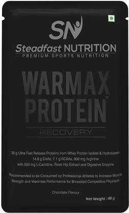 Steadfast Medishield Warmax Whey Protein Powder Isolate - Ultra fast Whey Protein