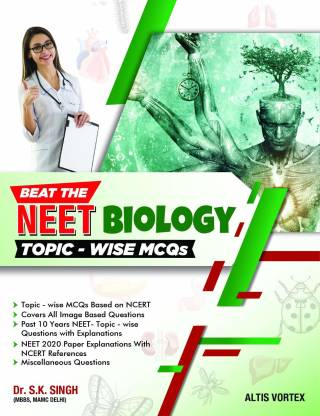 Beat the Neet Biology Topic-Wise MCQS