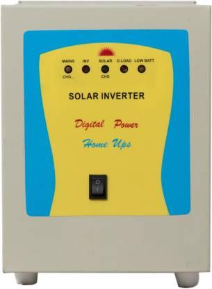 solar universe india SUI Solar Inverter cum PCU for Off Grid Solar System 24V 850VA Pure Sine Wave Inverter