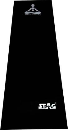 STAG Yoga Mantra Black 4 mm Yoga Mat