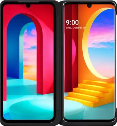 LG Velvet Dual Screen (Aurora Silver, 128 GB)