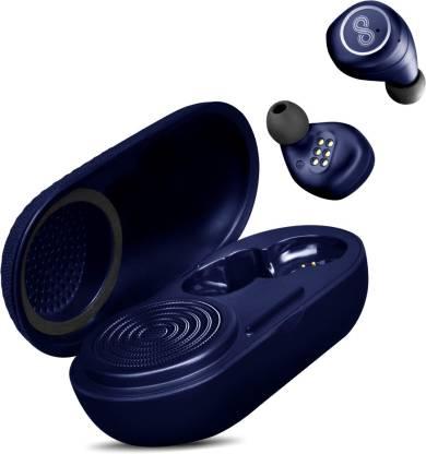 CROSSLOOP GEN Bluetooth Headset(Blue, True Wireless)