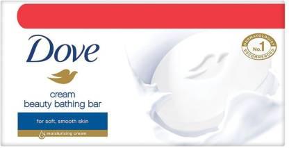 DOVE Cream Beauty Bathing Bars